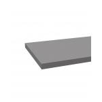TABLETTE EN BOIS 2400X600X18MM GRIS