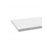 TABLETTE EN BOIS 600X350X22MM BLANC