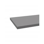 TABLETTE EN BOIS 1200X300X22MM GRIS