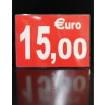 CARTONNETTE PLASTIFIEE 15€