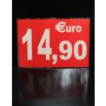 CARTONNETTE PLASTIFIEE 14.90€