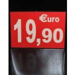 CARTONNETTE PLASTIFIEE 19.90€